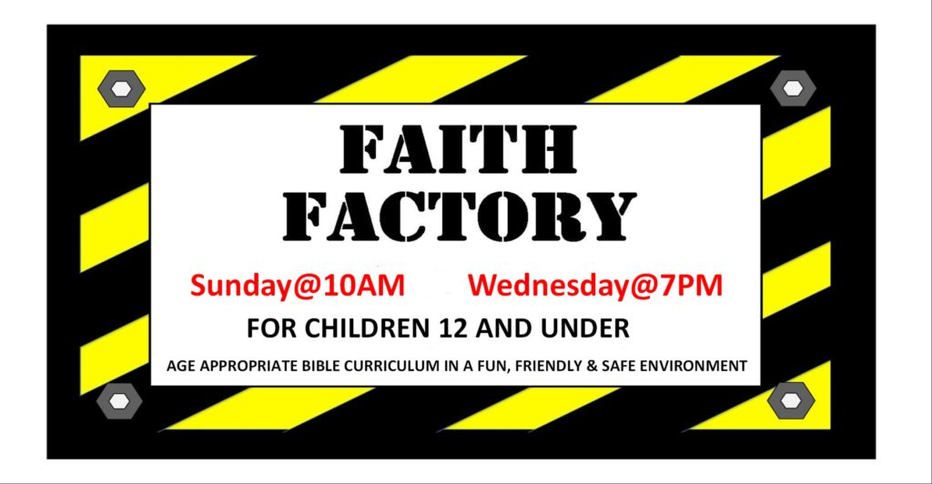NEW FAITH FACTORY
